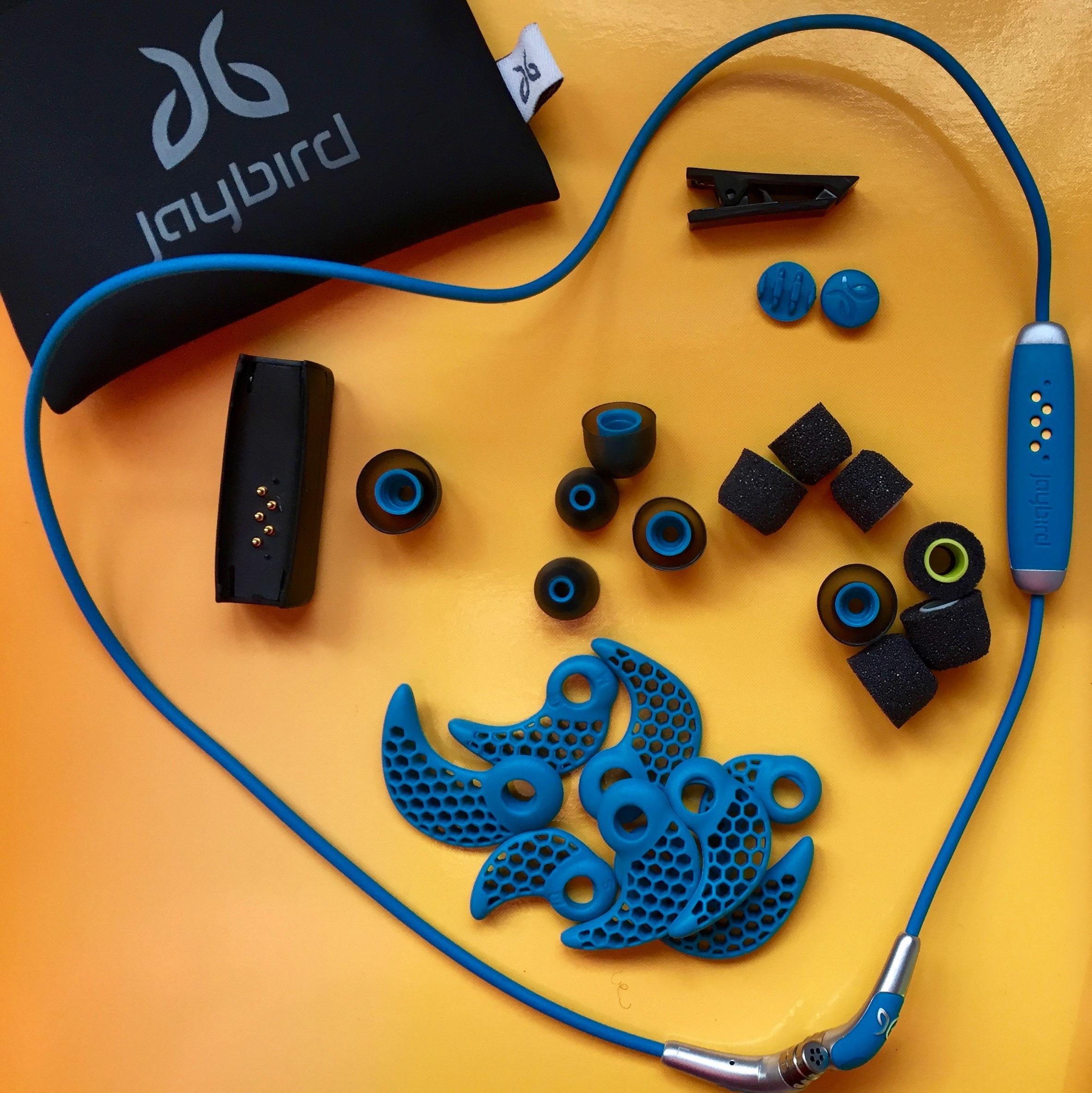 Review ~ Jaybird Freedom Wireless Buds