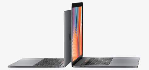 (Image from Apple Inc's MacBook Pro page)