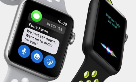 The Nike+ combines all of the features of Apple Watch Series 2 with custom bands