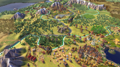 Civ VI is here