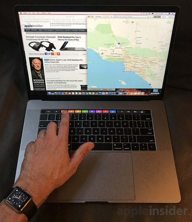 Most innovative, Trump consequences, Touch Bar MBPs arriving