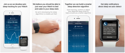 Bodymatter has made an automatic sleep-tracking app