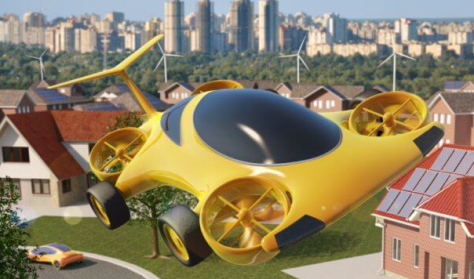 Airbus promises a flying car prototype by the end of this year. Yay!