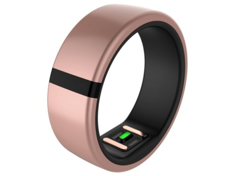 Motiv is a fitness tracker in ring form