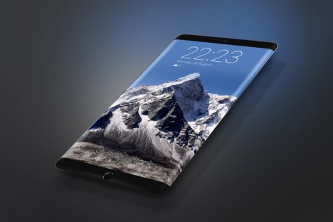 (iPhone 8 concept image from iPhone8i)