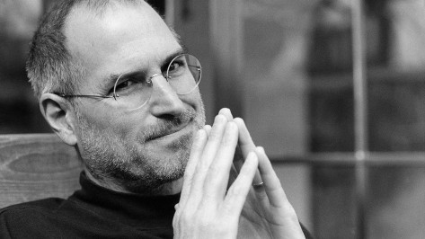 Steve Jobs was born 24th February 1955 (image from KRW).